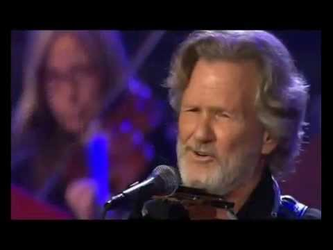 Kris Kristofferson - Why Me Lord Live