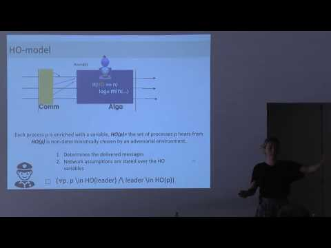 Partially Synchronous Programming Abstractions for Replicated State Machine - Cezara Dragoi