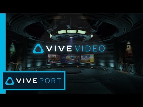 Vive Video | HTC Creative Labs