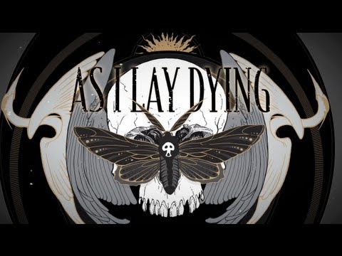 As I Lay Dying - Cauterize (Official Lyric Video)
