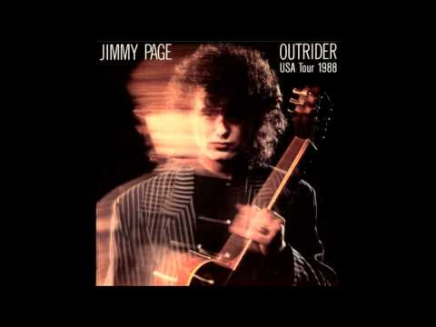 Jimmy Page - Hummingbird (Outrider 1988)