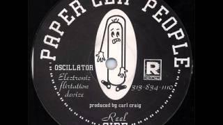 Paperclip People - Oscillator (Sebastian San Mix)