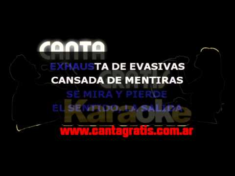 Juan Magan - No Sigue Modas (CantaGratis - Karaoke)