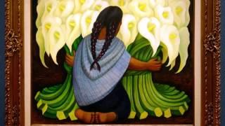 Diego Rivera, Calla Lilly Vendor