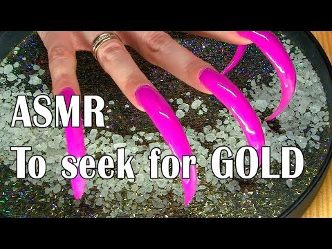 BEST ASMR Triggers For Sleep Satisfying Video Long Nail
