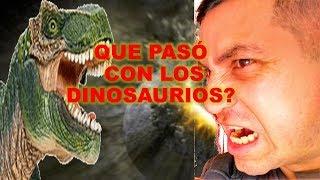 Que pasó con los Dinosaurios según la Biblia?