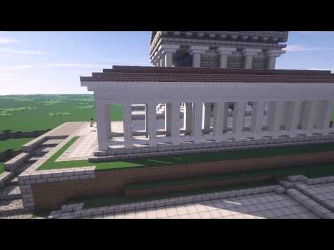 Another day in Rome (Roman temple timelapse)