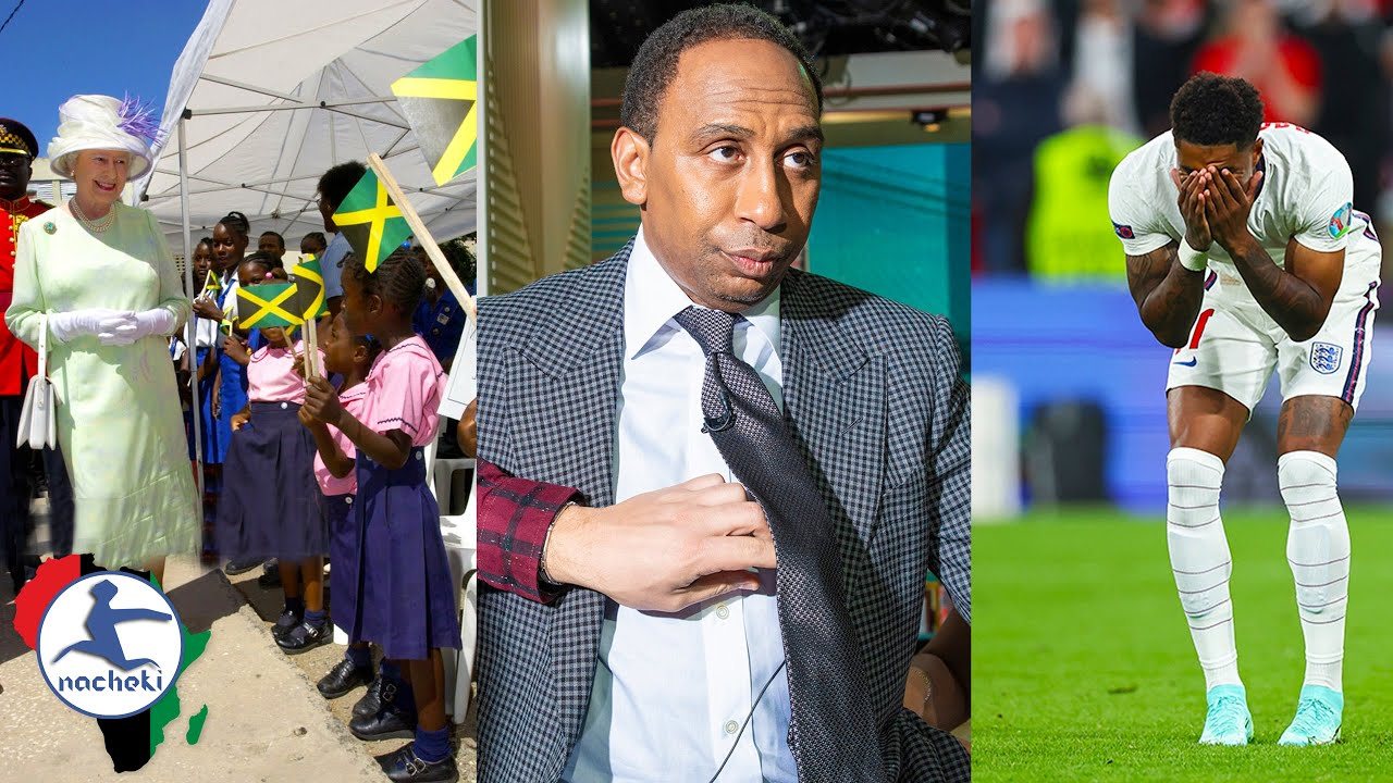 Jamaica Seeks B for Slavery, US Pundit Mocks Nigeria Names, UK Racially Attack its African Players