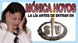 MONICA HOYOS LA LIA ANTES DE ENTRAR A SUPERVIVIENTES