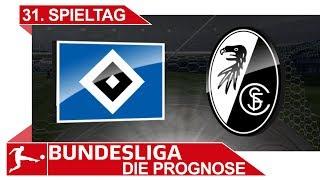 Bundesliga 2017/2018 ⚽ 31. spieltag: das ende einer Ära #hsvscf ⚽ fifa 18