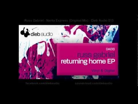 Russ Gabriel - Narita Express (Original Mix) - Dieb Audio 013