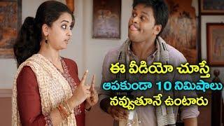 Saptagiri Movie Comedy Scenes | 2018 Latest Movie Comedy Scenes | Volga Videos