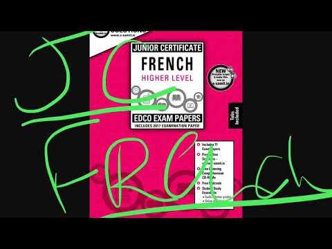 LEAKED JUNIOR CERT FRENCH AUDIO 2018