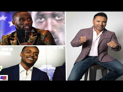 OSCAR DELA HOYA ANNOUNCES COMEBACK, CALLS OUT SPENCE & CRAWFORD WILL BEAT EVERYBODY EXCEPT CANELO !