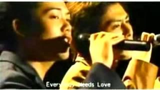 (ASAYAN)堂珍嘉邦 藤岡正明 - Everybody Needs Love