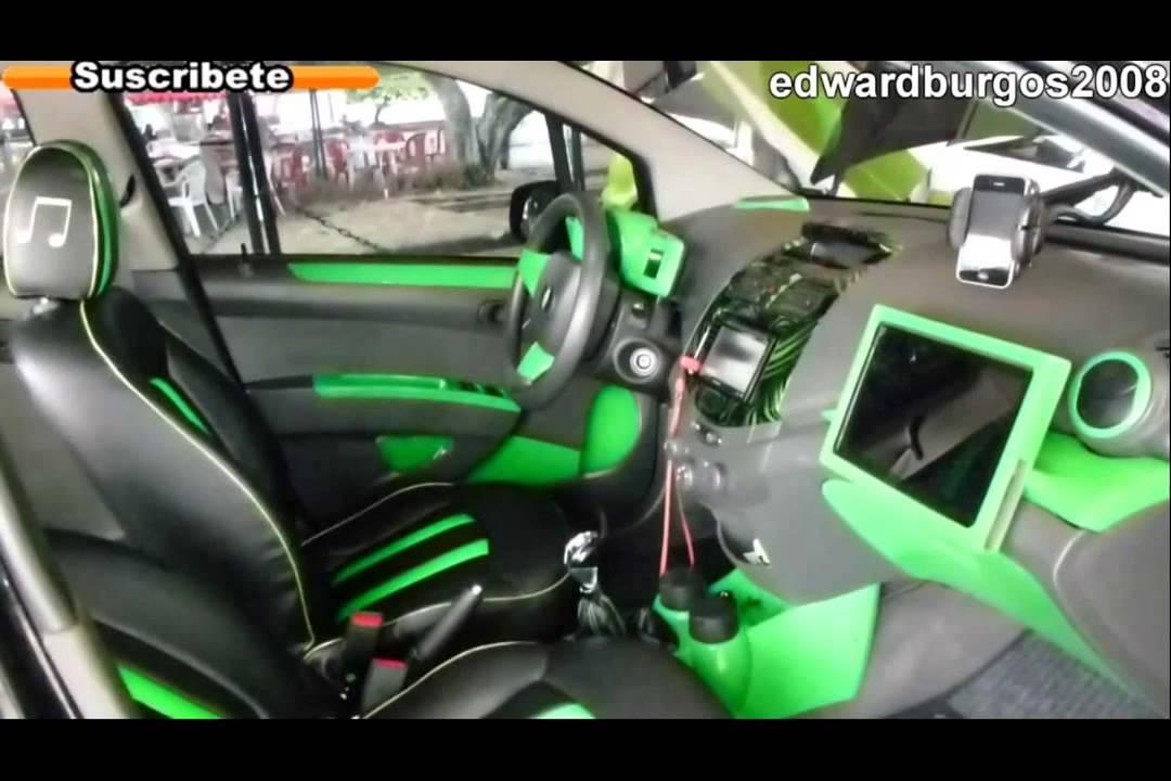 Chevrolet Matiz Mk 1 2 Tuning Cars