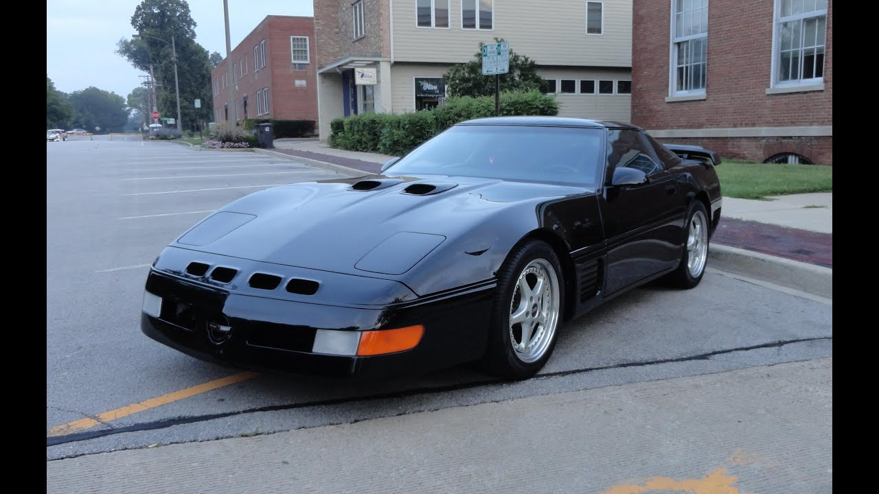 1988 chevrolet chevy corvette twin turbo callaway my car story with lou costabile youtube. Black Bedroom Furniture Sets. Home Design Ideas