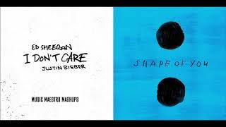 I Don't Care/Shape of You [Mashup] - Ed Sheeran & Justin Bieber