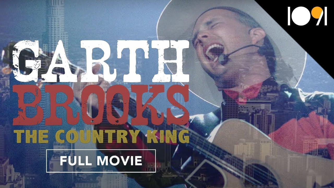 Garth Brooks: The Country King (FULL MOVIE)