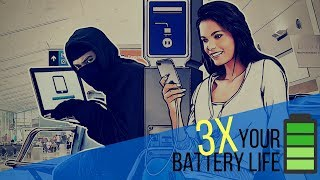 5 Major Tips to Save Battery Life Forever | All Devices