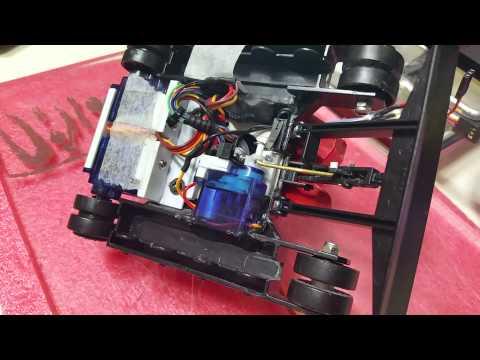 Bruder 1/16 rc HR16 Mini Excavator Test.5