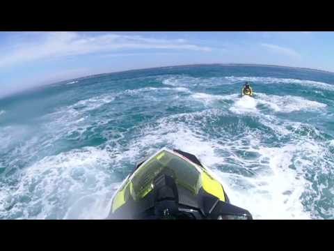 Melbourne Jet Ski - Jumping @ Heads