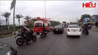 TEAM moto Đi Tour gặp người lạ - Một phen chạy cắm đầu