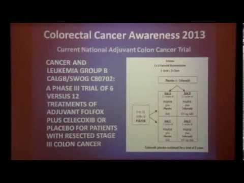 Systemic Therapy Of Colorectal Cancer Youtube