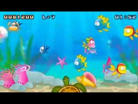 BubaFish Game Video BlackBerry PlayBook