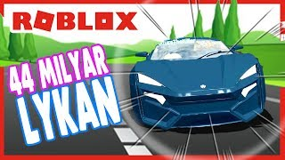 ROBLOX INDONESiA | WELL THERE is a new car for $44 Billion? 😍