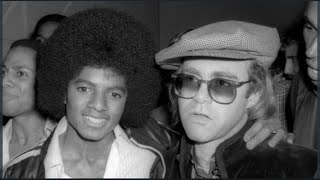 "Elton John Calls His ""Friend"" Michael Jackson a MENTALLY ILL and DISTURBING Person"