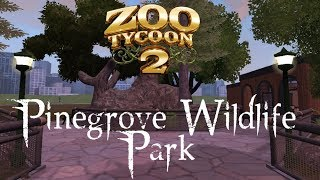 Zoo Tycoon 2: Pinegrove Wildlife Park Part 1 - Building the Entrance