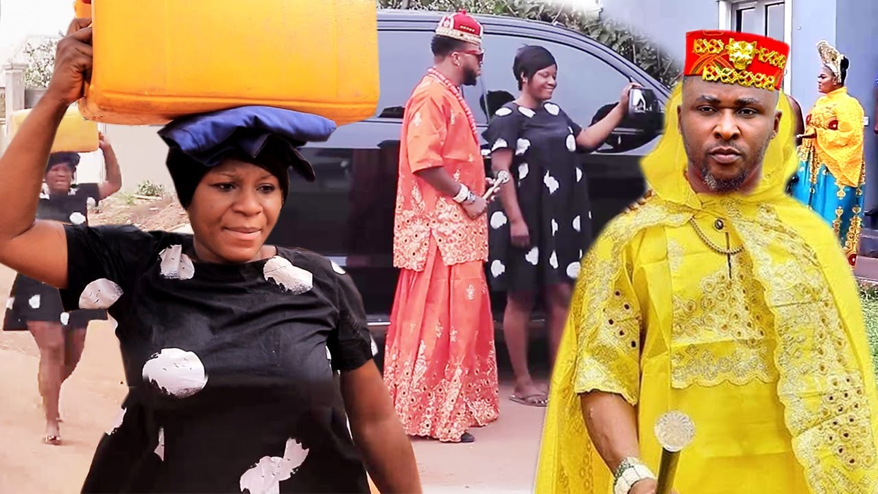 Download HOW A POOR GIRL MET A RICH PRINCE ON HER WAY BACK FROM THE STREAM - 1&2 Destiny/Onny 2021 Movie