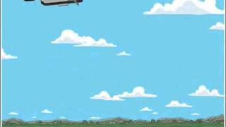 Family Guy Flying Truck