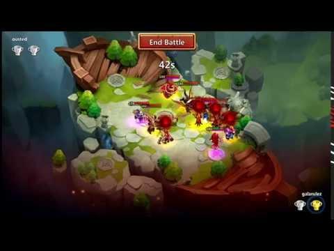 Castle Clash Lost Battlefield F2P