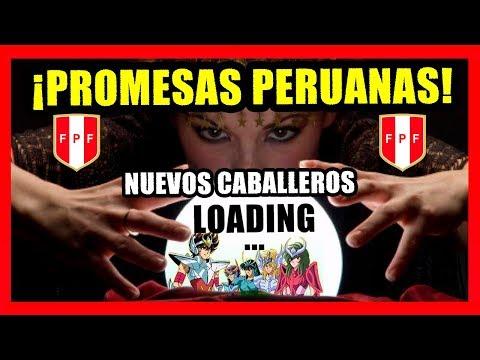 JÓVENES PROMESAS DEL FUTBOL PERUANO (2018) - SELECCIÓN PERUANA