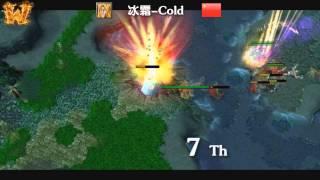 [China] DotA - WoDotA Top10 Weekly Vol.105