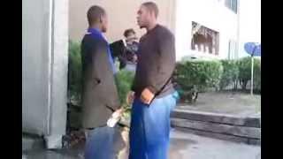 Crip Fight Hood Ghetto Brawl Video