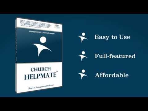 Church Helpmate Intro Video