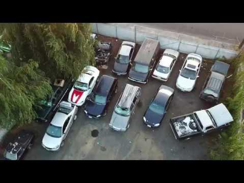 Cowlitz Sheriff (WA) drone captures burglar in the act