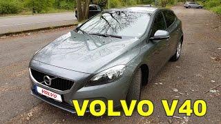 VOLVO V40 первые впечатления / краткий обзор