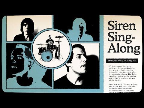 The Cribs - Siren Sing-Along