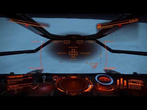 Elite dangerous PS4   Live Stream 5 Grinding credits for an exploration ship - it didn't go well!