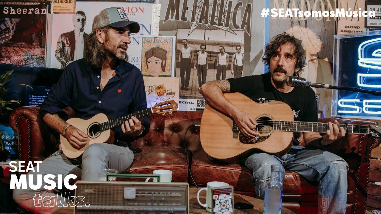 SEAT MUSIC TALKS - DIEGO GUERRERO | #SEATsomosMúsica