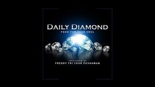 Freddy Fri - Daily Diamond #212  - NOT SCARY #TuesdayMotivation