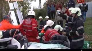 DOI POLITISTI AU MURIT IN URMA UNUI ACCIDENT DE CIRCULATIE