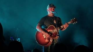 "Aaron Lewis ""Something to Remind You"" Chester Bennington tribute at Hampton Beach Casino Ballroom"