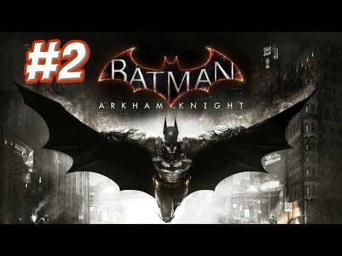 """Batman: Arkham Knight"" Walkthrough (Hard), Part 2: Ace Chemicals"