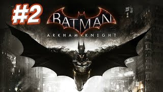 """Batman: Arkham Knight"" Walkthrough (Hard), Part 2: Ace Chemicals"