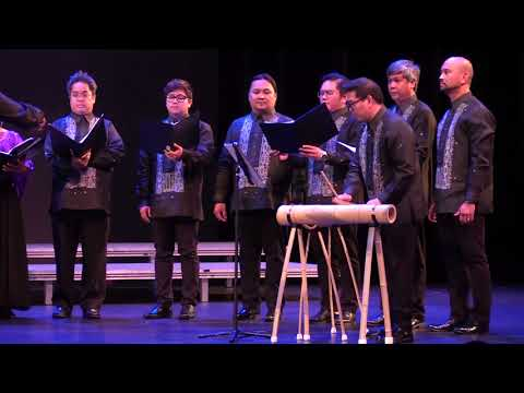 2018 Asian Choral Festival (part 3) Philippine Chamber Singers Los Angeles@20180505